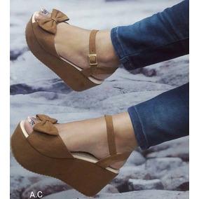 f366fad142c0f Zapatos Mujer Para Dama Color Miel - Ropa y Accesorios en Mercado ...