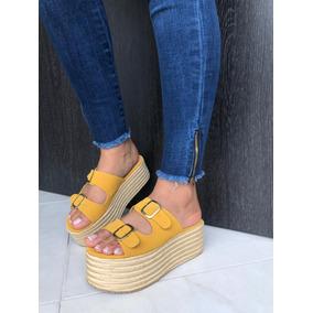 eb86299a1 Sandalias Suela Yute En Tela - Zapatos en Mercado Libre Colombia