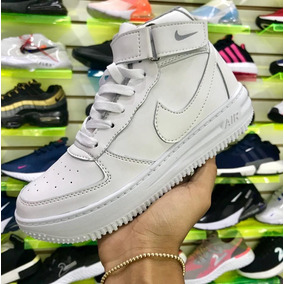 4b6da1b97bfee Zapatillas Nike Air Force En Bota en Mercado Libre Colombia