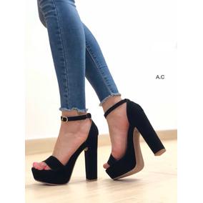2ab29371c01a5 Zapatos Mujer Tacones De Moda - Tacones para Mujer en Mercado Libre ...
