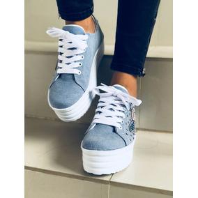 46f2e85a6d0 Zapato Doble Piso Moda - Zapatos para Mujer en Mercado Libre Colombia