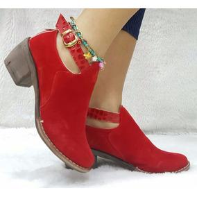 4d28e23bb4842 Tacones Moda Años 80 Rojos - Zapatos para Mujer en Mercado Libre ...