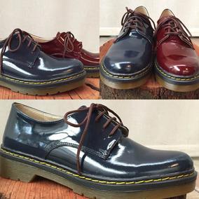 4bfb67a2b6f Zapatos Abotinados Tipo Dr Martens - Zapatos en Mercado Libre Argentina
