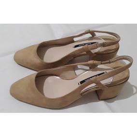 ad4ef3b5 Zapatos De Mujer Usados Zara - Otros Zapatos, Usado en Mercado Libre ...