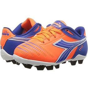 e97bc0e174427 Zapatos De Futbol Soccer Diadora Piel en Mercado Libre México