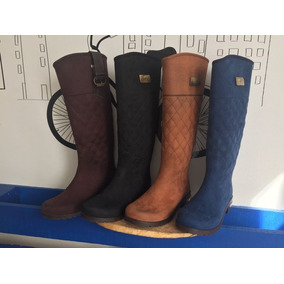 fb29ab5b9f70e Botas Para Mujer (marca Rampage Importadas) - Zapatos en Mercado ...