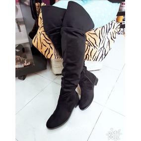 1adb937533e11 Bota Larga Moda - Botas para Mujer en Mercado Libre Colombia