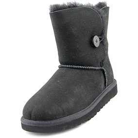 Ugg Australia Bailey Button Bota De Gamuza Invierno