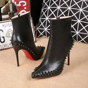 Zapatos Botas Dama Mujer Christian Louboutin + Envío Gratis