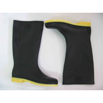 Botas Caña Alta Caucho Impermeables Ropa Trabajo Calzado Pvc