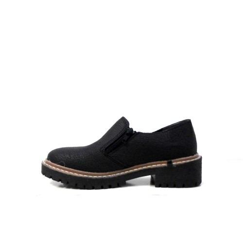 59475350 Zapatos Abotinados Con Cierre Base De Goma Art 715 Rimini - $ 999,00 ...