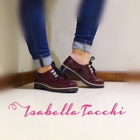 Zapatos Nuevos 2017 Charol Invierno Acharolados Otoño cTKJuF3l1