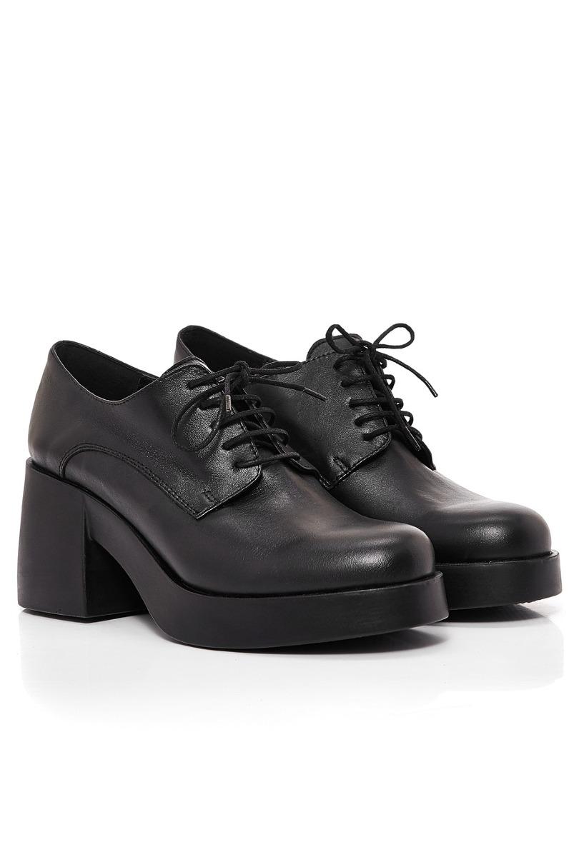 De Alicante Via 999 Zapatos Acordonados Negro Mujer En 1 Uno 00 qZHPxw1