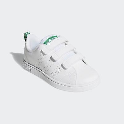 buy online 5808f c1f4c zapatos adidas advantage clean kids para niños