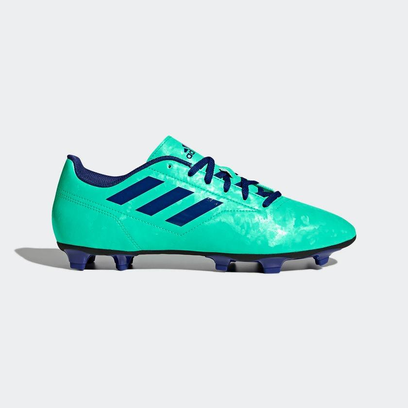 c0408843710f9 ... low price zapatos adidas conquisto il fg verde azul 26 28.5 original. cargando  zoom.