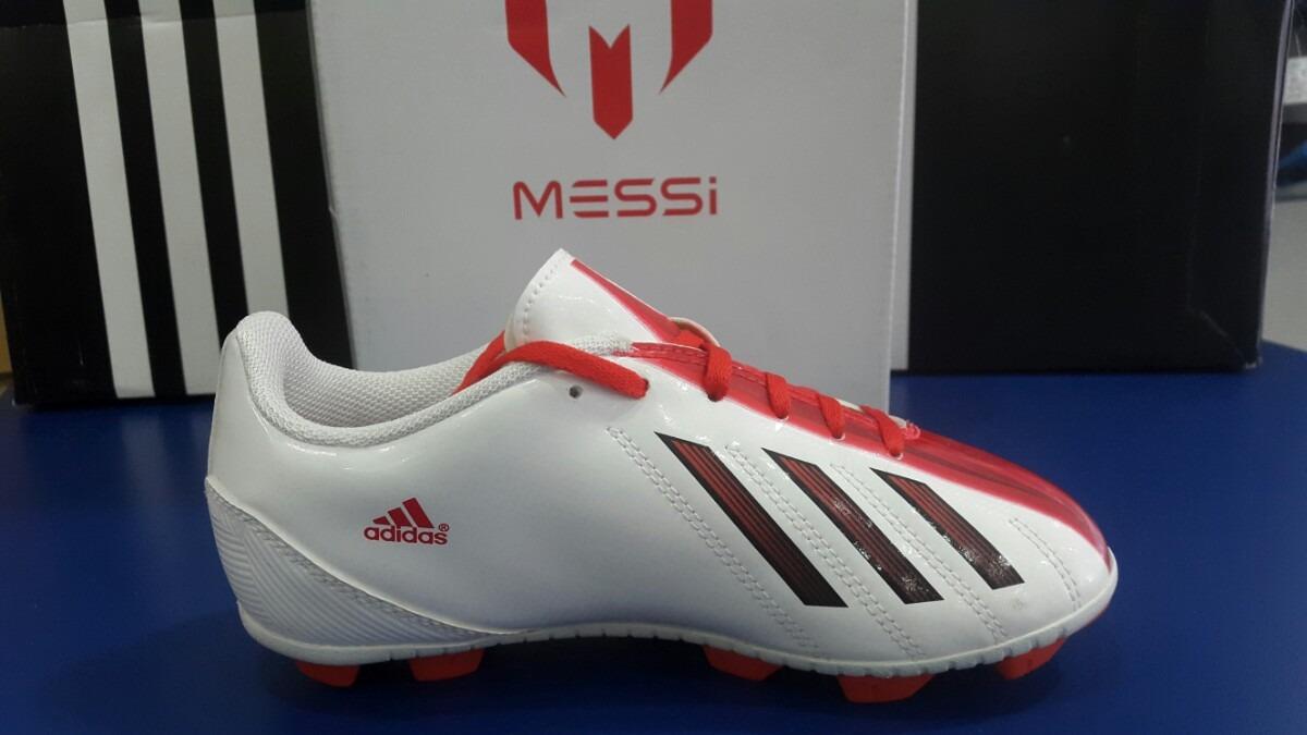 78663054920b2 zapatos adidas de fútbol tacos de messi f5 100%originales. Cargando zoom.
