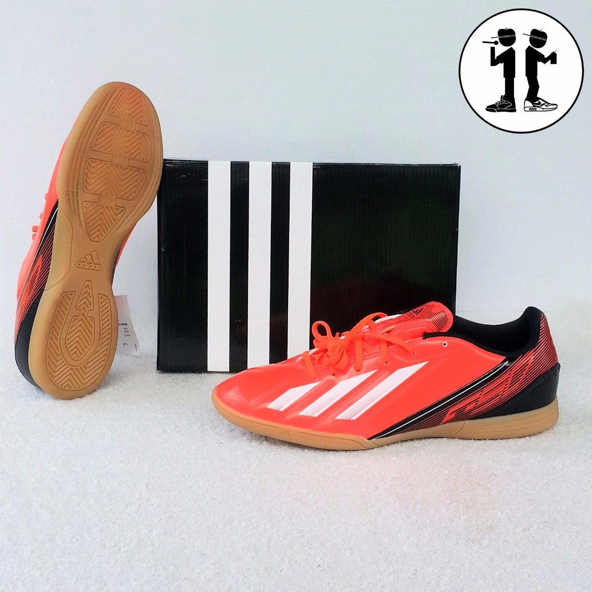65 45 Adidas Originales 5 Zapatos X4ptyh7 Bs Hombre Futbol Sala F50 Talla 5Tx7wFI7vq