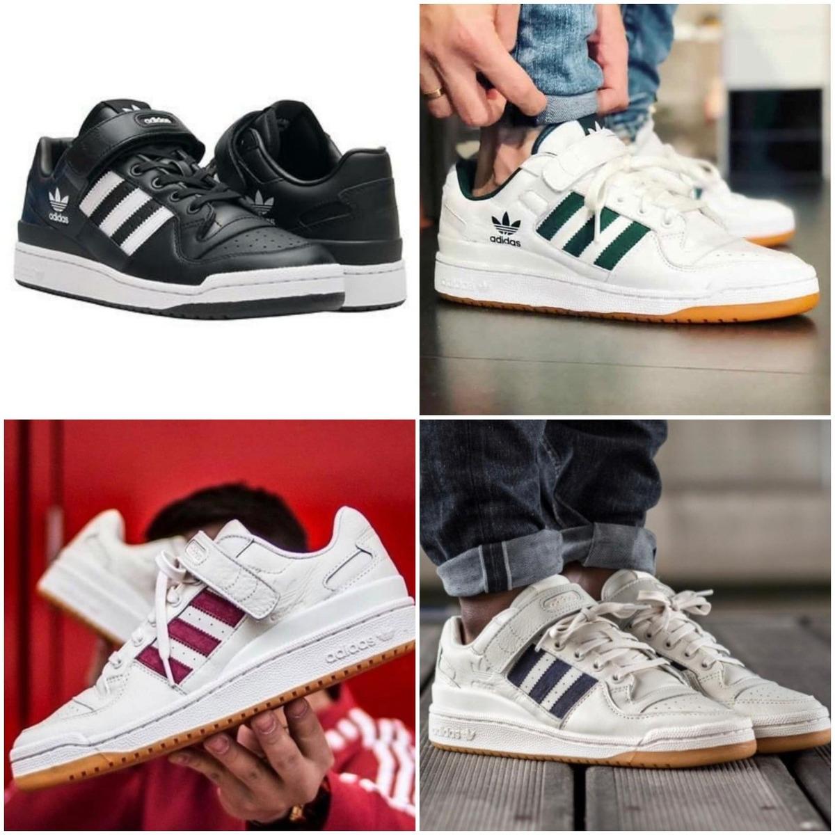 Para Hombre Zapatos Low adidas Forum oeCBWrdx