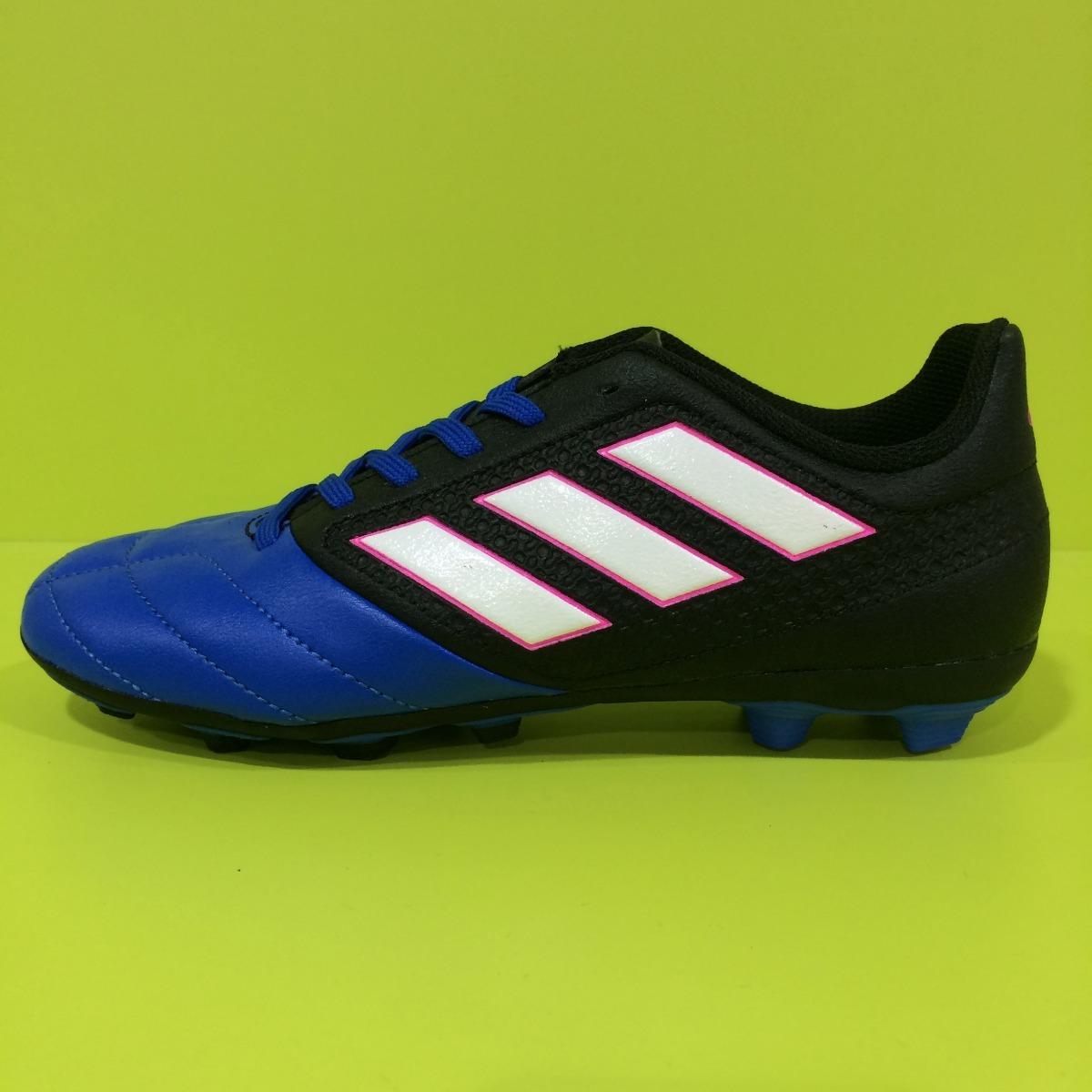 zapatos adidas futbol campo - junior - ace 17.4 - bb5592. Cargando zoom. 5b453f6c65739