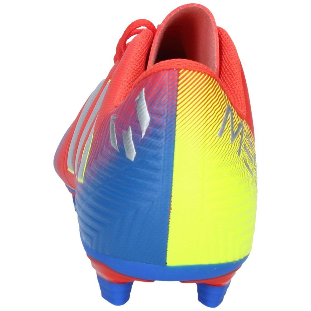 087ce109c6243 Cargando zoom... adidas hombre zapatos. Cargando zoom... zapatos fútbol  adidas hombre nemeziz messi 18-4 fxg rojoazul
