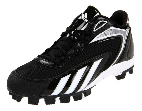 zapatos adidas hotstreak mid botas baseball softball  niños
