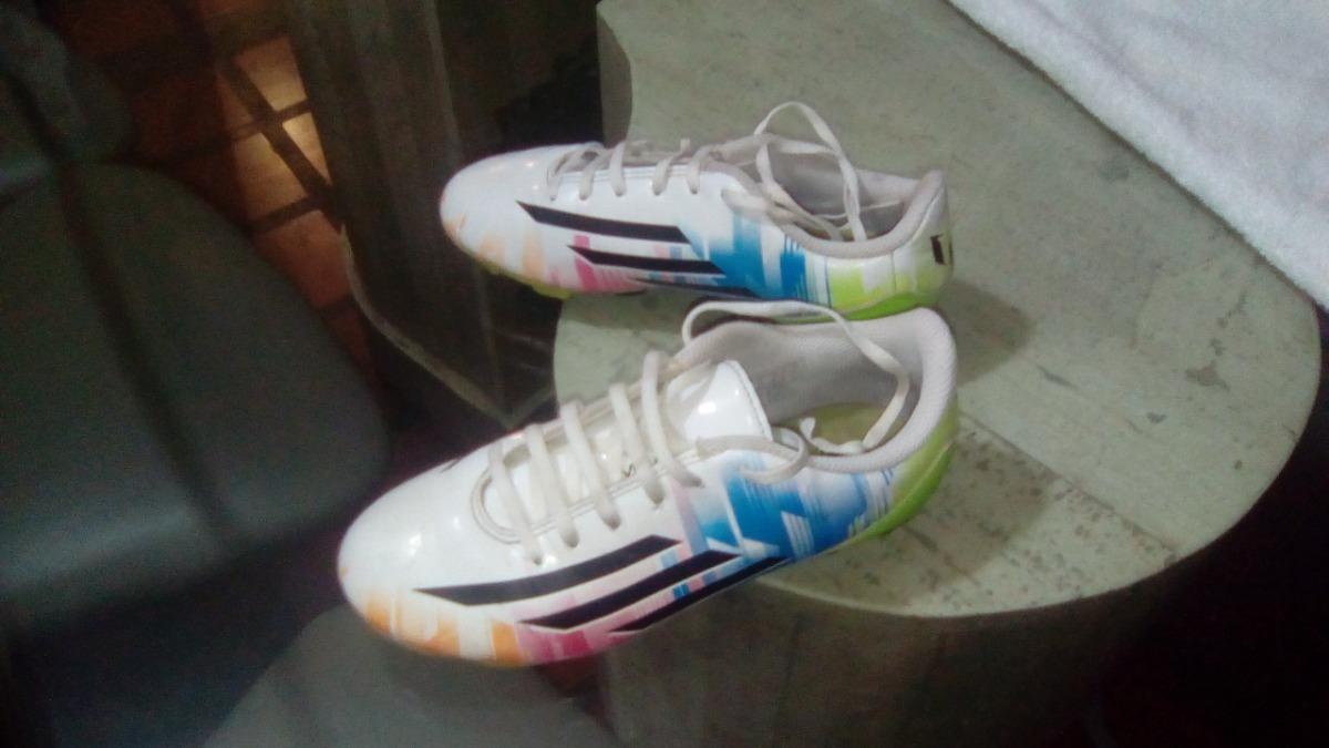 zapatos adidas messi original taco futbol campo talla 35. Cargando zoom. 2aa123a3c9999