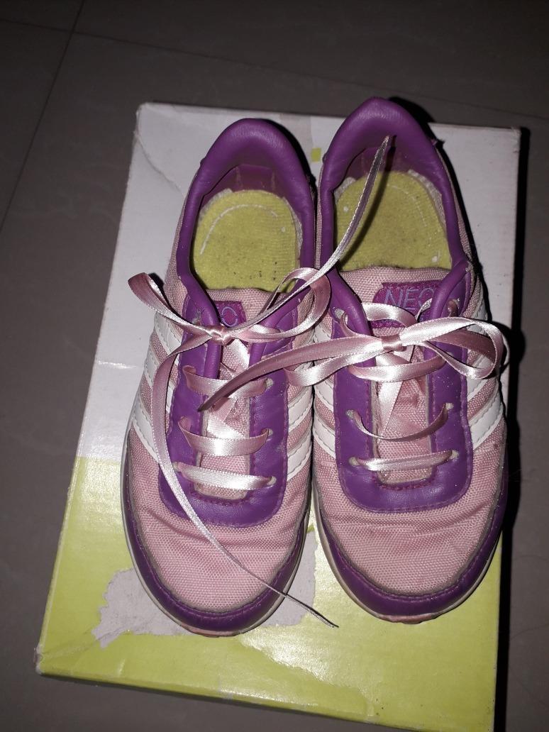 93919b473 zapatos adidas neo para niñas 25 1 2. Cargando zoom.