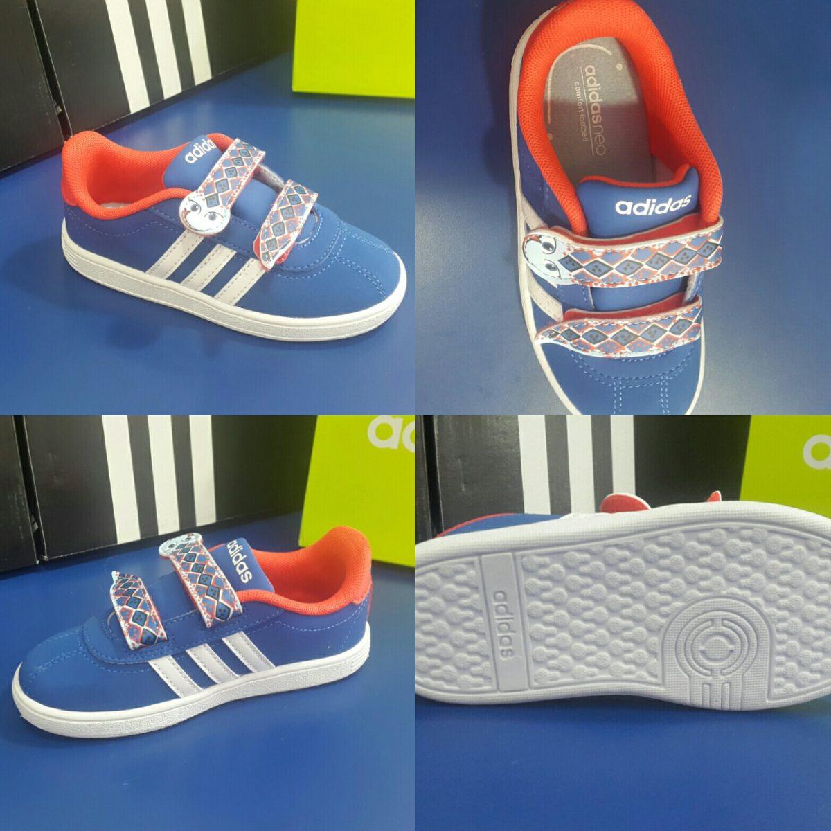 5 Zapatos 23 Neo Adidas originales Niños Para 22 Bs 100 Tallas gwzSg