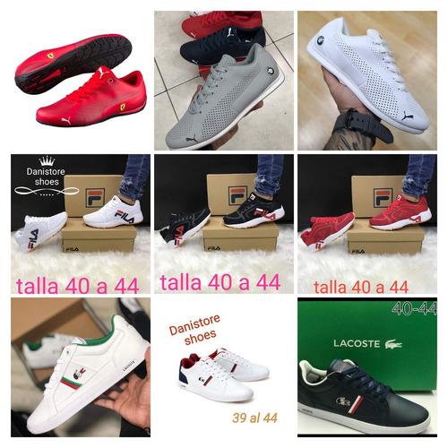 zapatos adidas nike vans pumas reebook deportivos 100%