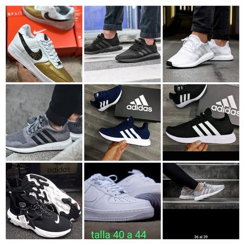 zapatos adidas nike vans pumas reebook deportivos de marca