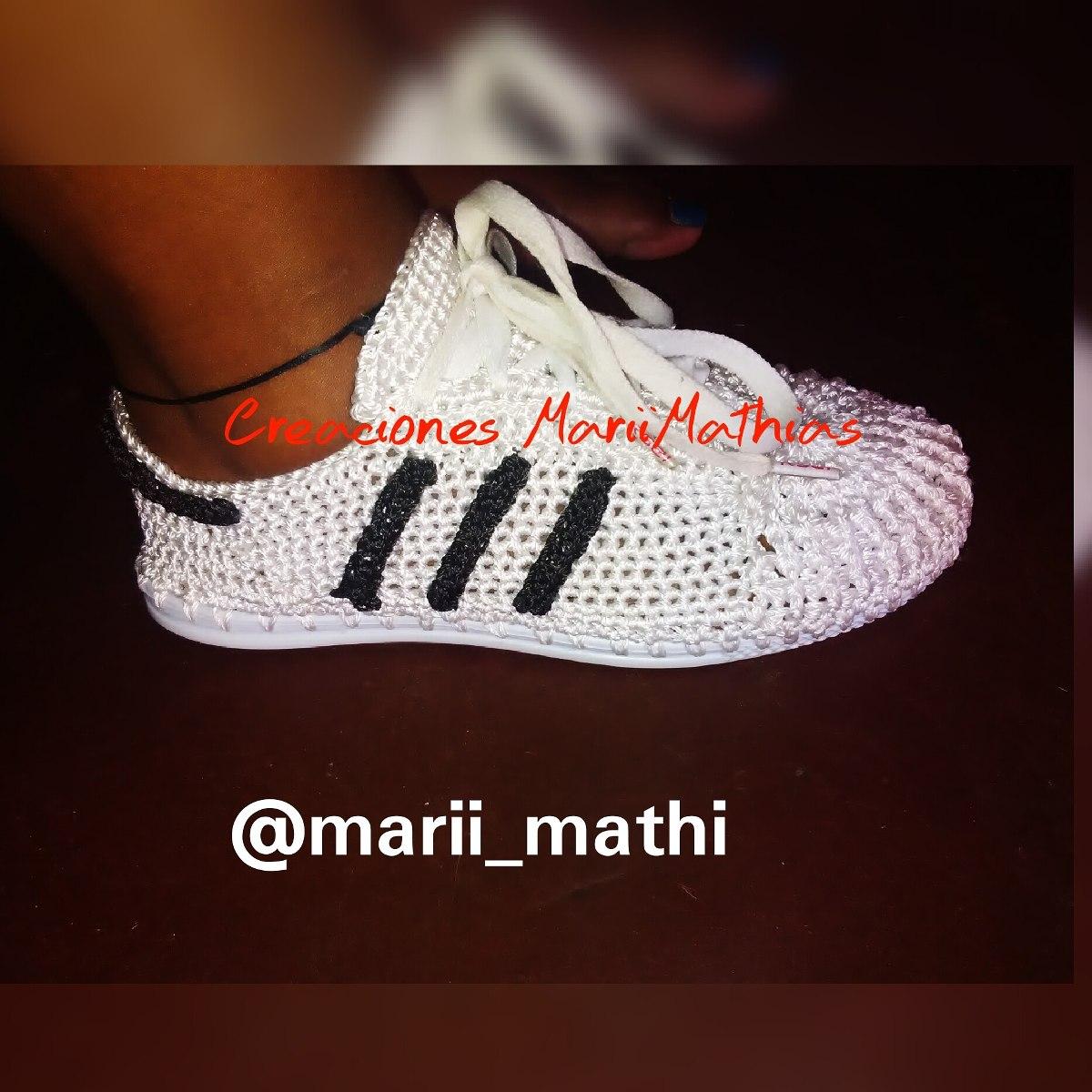Zapatos Adidas Nike Y Converse Tejidos Bs 1 50 En