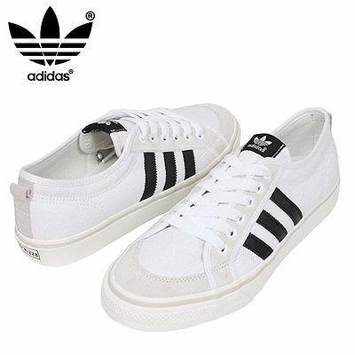 zapatos adidas nizza lo sneakers 100% original garantizado
