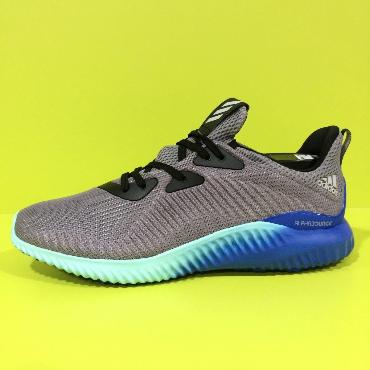 Originales Para adidas Alphabounce Hombres Zapatos Bb9035 PkZOuTiX