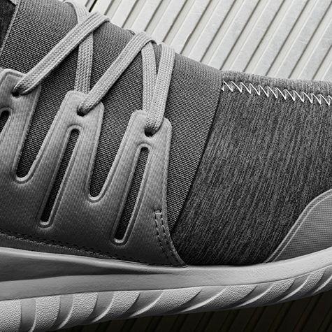 zapatos adidas originals tubular radial gris talla 9.5