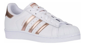 zapatos blancos mujer adidas