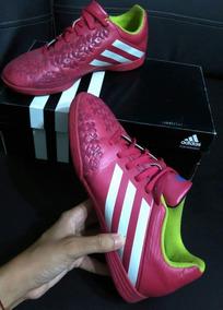 Zapatos adidas Predito Lz Futbol Sala (suela Lisa) Niños
