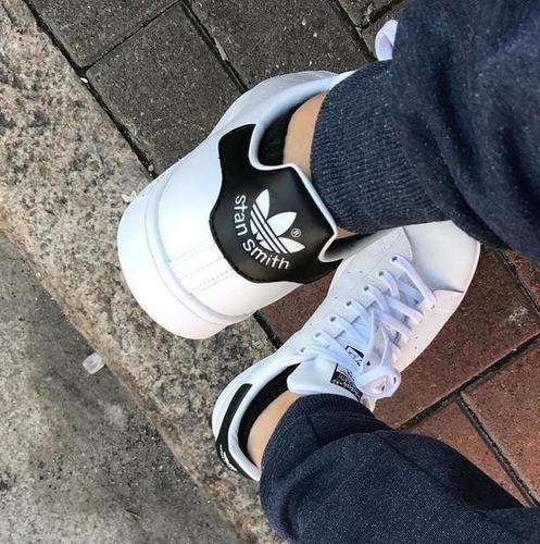 zapatos adidas stan smith originales damas y caballeros