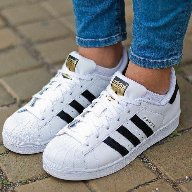 finest selection 5cf3a fb38d zapatos adidas super star colombianos para caballero y dama