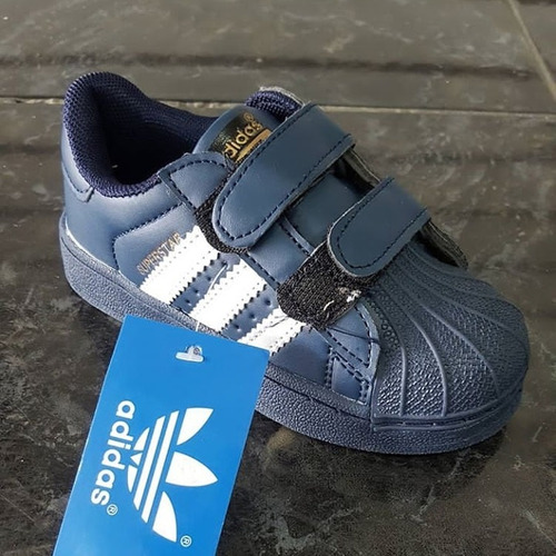 zapatos adidas super star de niños desde la talla 25