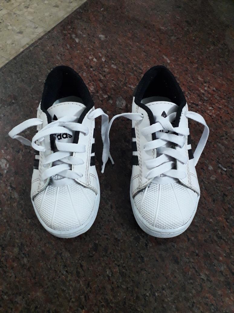 487c9c0652f12 zapatos adidas super star niño. Cargando zoom.