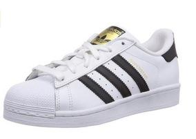 venta caliente online f4b76 4883f Adidas Superstar Para Niñas - Zapatos Deportivos Blanco en ...