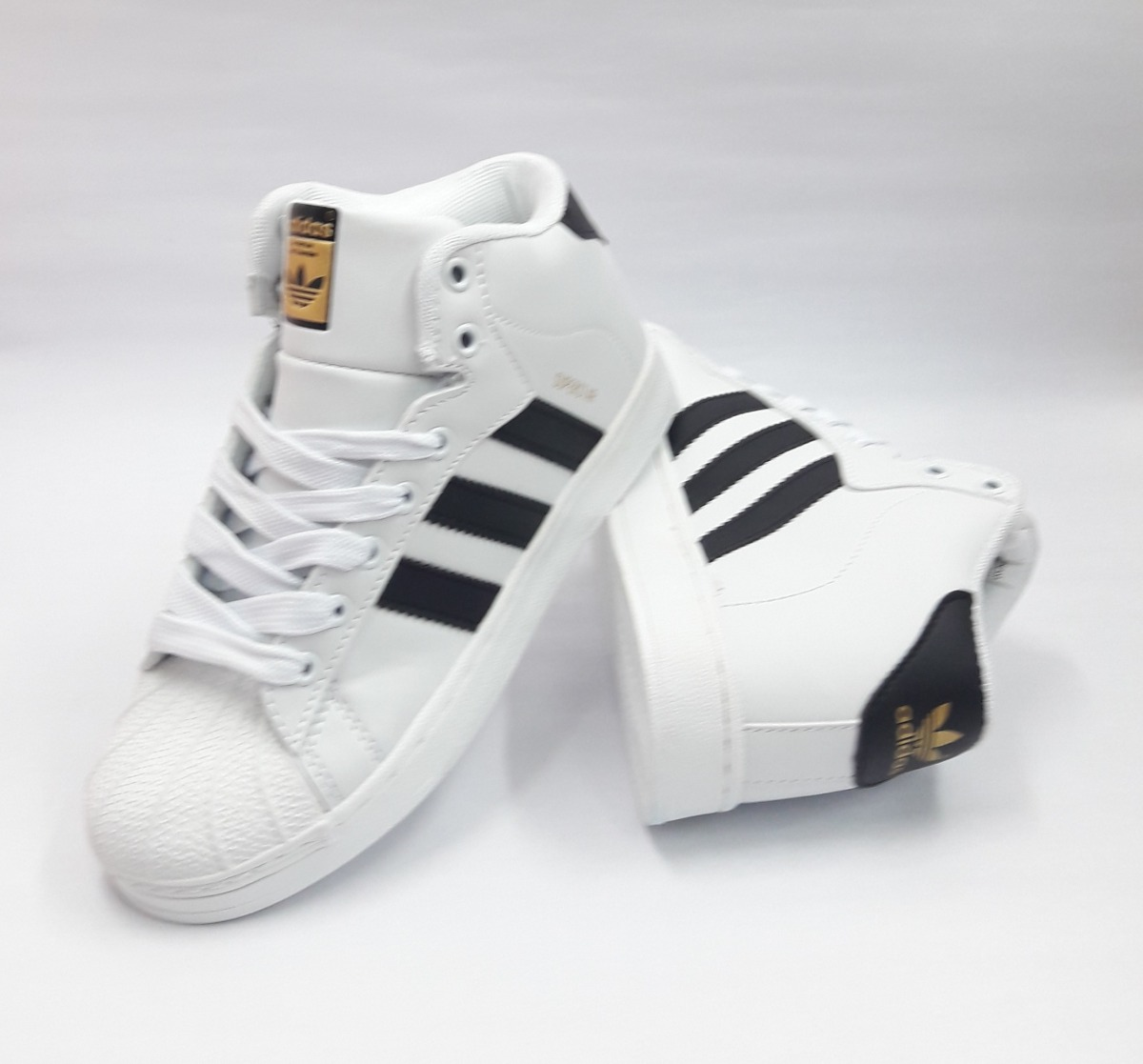 info for 6f823 a6a19 zapatos adidas superstar de dama . made in vietnan. Cargando zoom.