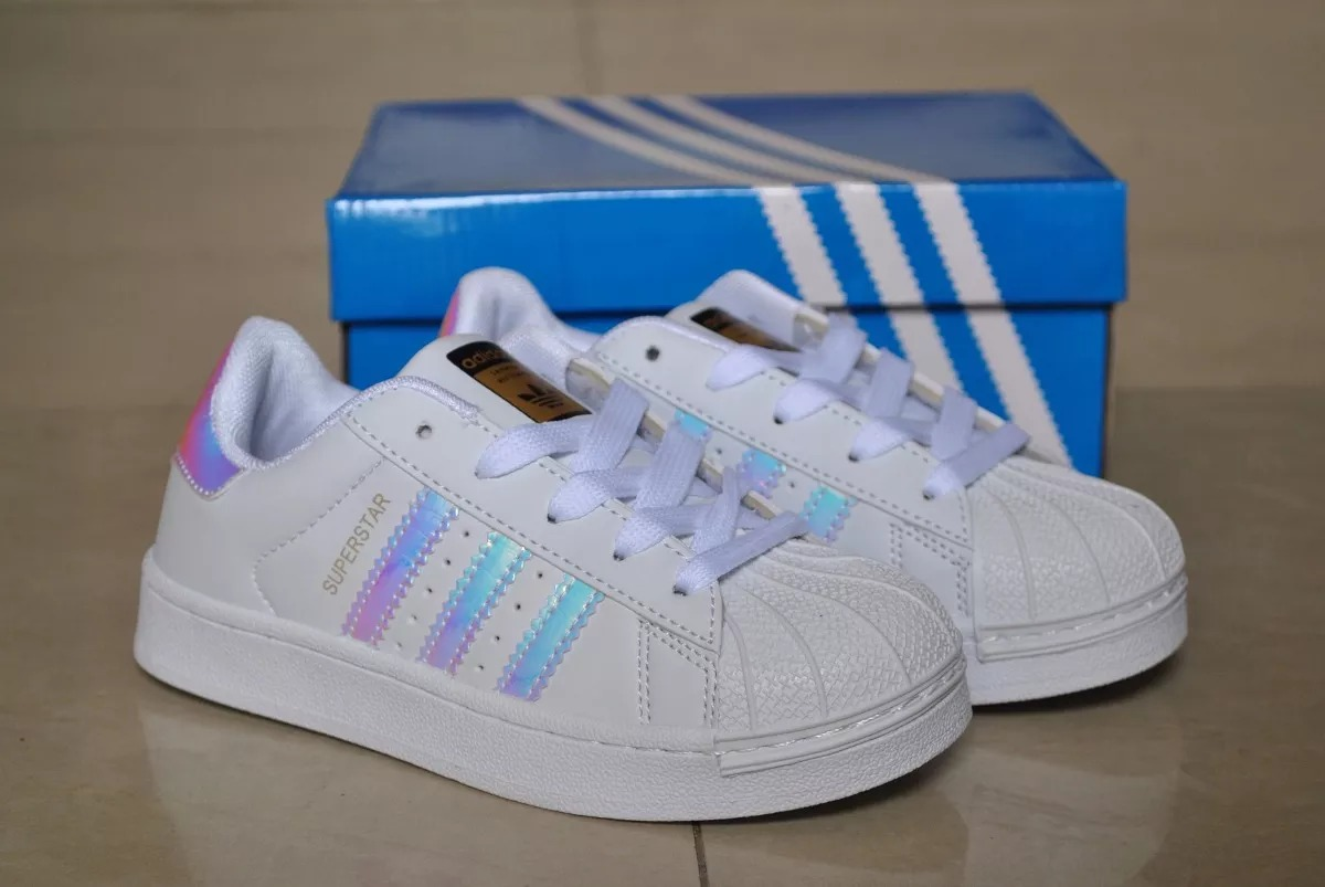 adida superstar niña