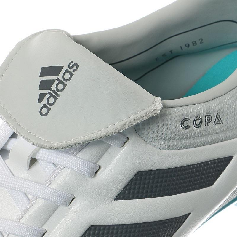 877529ccb2bfa zapatos adidas tacos copa 17.3 piel blanco vacuno futbol. Cargando zoom.