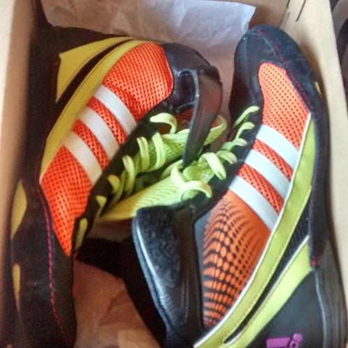 aliexpress naranja adidas wrestling zapatos c33eb 43cc9