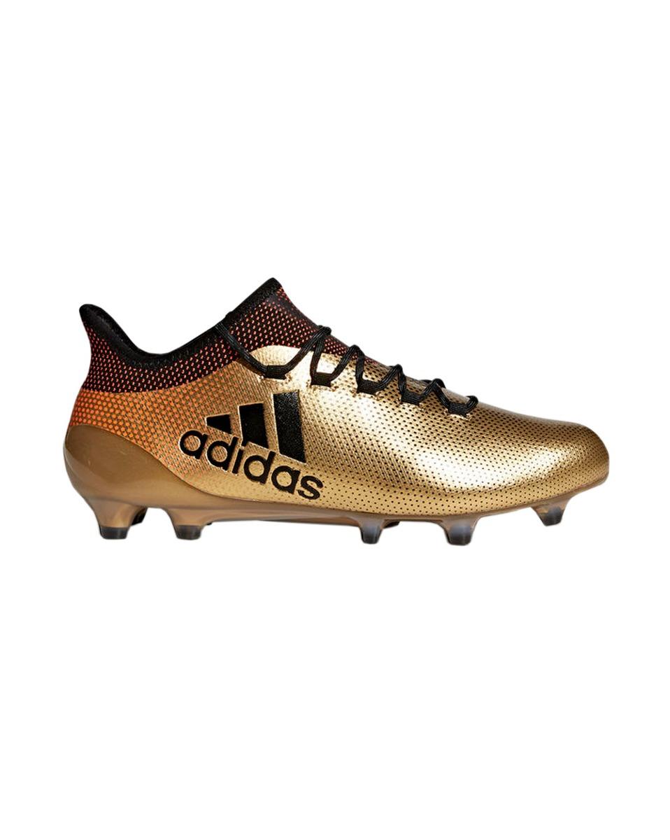 f33c2ce3fa0b0 Zapatos adidas X 18.1 Terreno Firme Dorado Tfs -   149.990 en ...