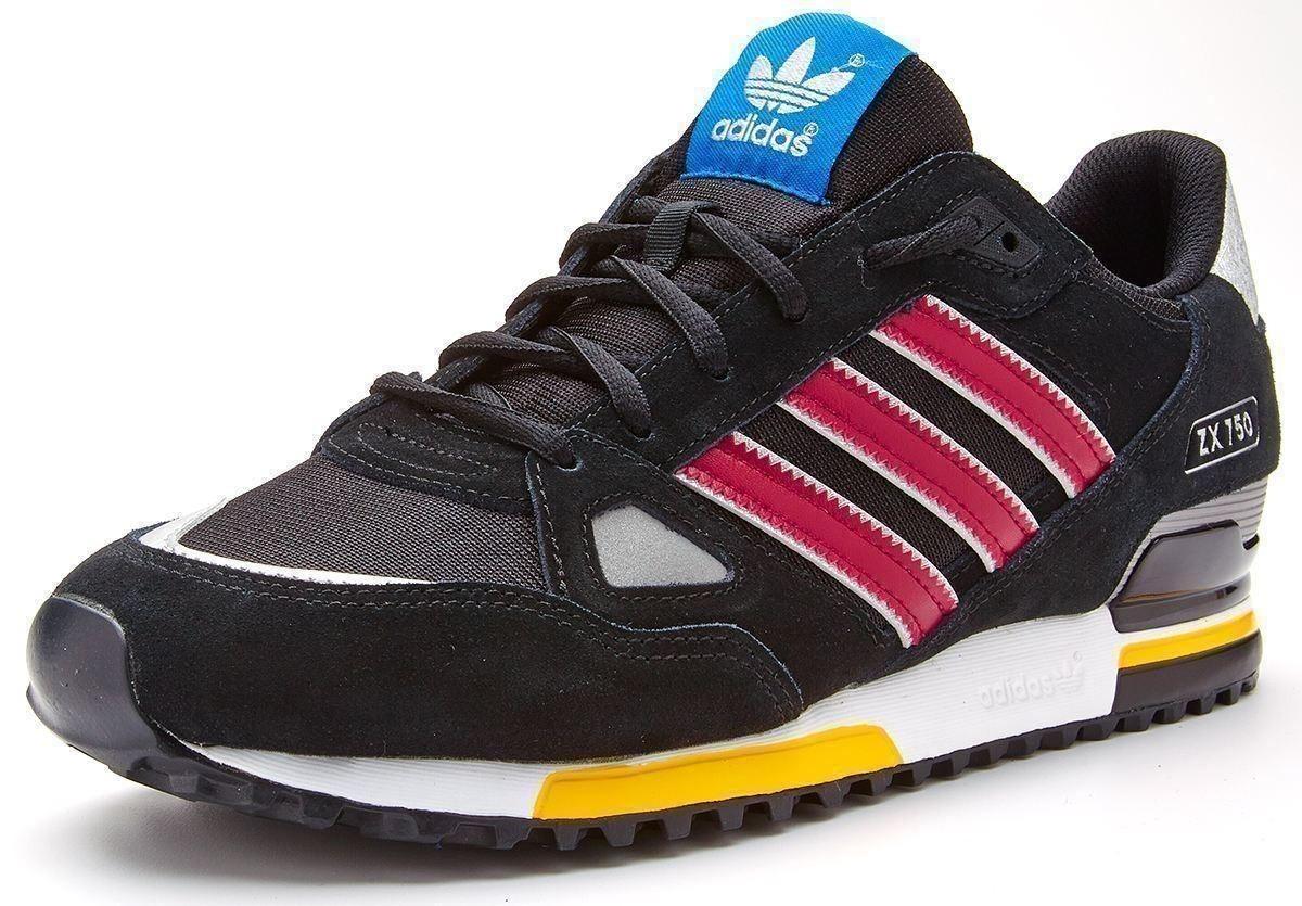 750 Adidas Originales Con Caballero Caja Etiqueta Zx Zapatos 0wmOnvN8