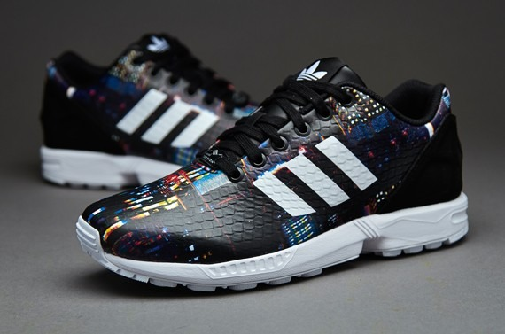 d31e897d Zapatos adidas Zx Flux 100% Originales Solo 7us - Bs. 0,79 en ...