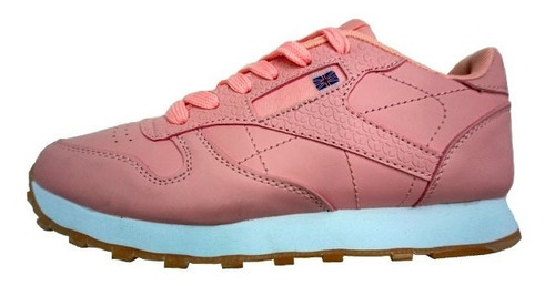 zapatos agta new model dinamo rosado talla 35 a 40 /3gmarket