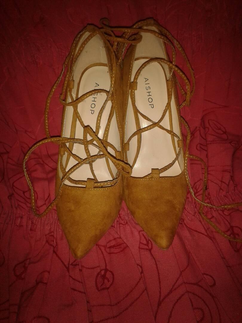 zapatos aishop original nuevos. Cargando zoom. 7d63443500ec